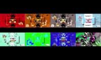 8 Klasky Csupo Shuric Scan in 8 Different Effects V2