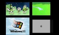Green Eggs and Mixels and Windows 98 and Mac OS X