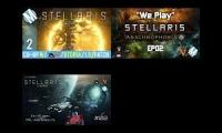 Broforce Stellaris. MAL, Sabouts and Vanguard Detonados