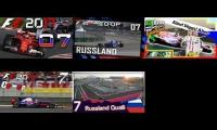 F1 2017 GERMAN YOUTUBER CHAMPIONSHIP #07 Russland Qualifying