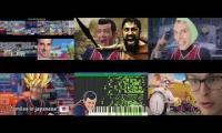 we are number one but its a mashup of 4800000.00.000.000 videos