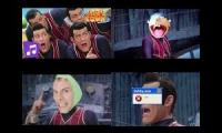 We Are Number One Quadparison 1
