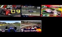 F1 2017 GERMAN YOUTUBER CHAMPIONSHIP #09 Spanien Qualifying