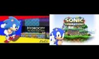 Thumbnail of Hydrocity Zone Classic - Sonic Generations Remix