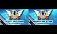 Dead Line Classic / Modern - Sonic Generations Remix