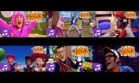 The LazyTown hell hole Part 2: Electric Boogalo