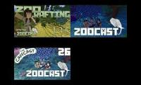 Zoo Crafting! Mapping Our Borders! - Episode #135 [Zoocast]