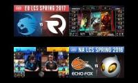 Longest games of the LCS