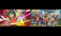 Yu-Gi-Oh Arc V Opening german and English
