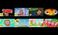 8 More Moshi Monsters Songs Playing All At Once