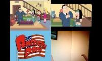 American Dad Russian Intros