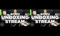 ahwu multicam view unboxing stream