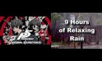 Persona 5 Beneath the mask w/ Rain