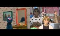 Sesame Street - Monster in the Mirror both versions