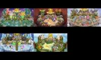 My Singing Monsters: Island Extreme Mash-up