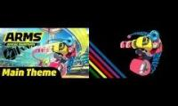 ARMS Soundtrack - Main Theme /8-BIT remix