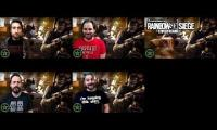 Achievement Hunter live stream rainbow six