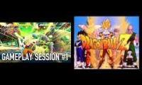 Dragon Ball FighterZ with classic soundtrack 2