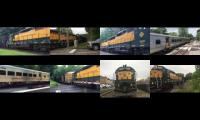 trains!!!nx13,m7a,housatonic