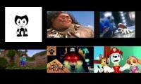 Video Game Characters sing You're Welcome