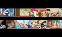 Which Is Your Favorite Cartoon: My Little Pony or The Loud House