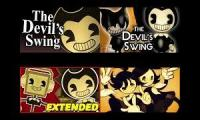 Bendy And The Ink Machine MIXUP 3!!! (OMG)