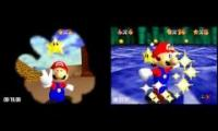 PB Comparison of SM64 16 Star