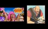 LazyTown Time To Play Sparta Madhouse V3 remix