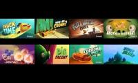 All Angry Birds Toons Season 1 Part 1