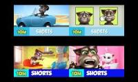 MY TALKING TOM SHORTS FOURPERRSON SEASON 1