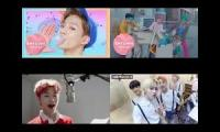 All 4 NCT Dream Songs At Once (as of 7/26/17)