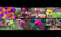 Barney & Friends Season 4 Episdoes Part 1
