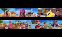 Lazy Town Series 1 Epidoes Part 1