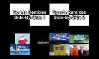 Sparta Remixes Super Side by Side 9