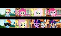 mlh and mlp humans and ponies