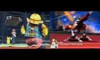 super smash bros ''browjael'' trailer