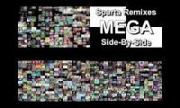 Sparta Remixes MEGA Side By Side 4
