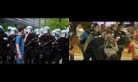St Louis Riots and unrest