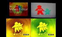 NOGGIN AND NICK JR LOGO COLLECTION IN HEAT FIRE IN G MAJOR 4 PITCH SHIFTING SAME TIME