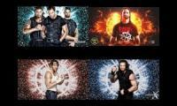 WWE mashup shield reunion