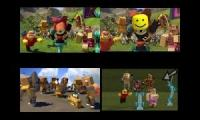 EVERY ROBLOX ANTHEM MEME AT ONCE