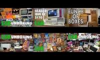LGR Unboxing Videos over the years