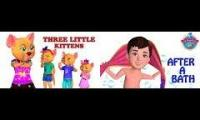 Three Little Kittens Song with Lyrics