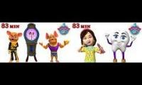 Hickory Dickory Dock Nursery Rhymes Songs
