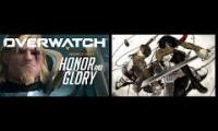 attack on titan: for honor and glory