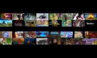 Every 32 Videos Played At The Same Time 2