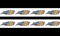 Megaman X6's Main Stages Synced