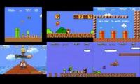 Super Mario Bros Players Is Cheating