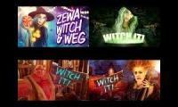 HWSQ #72 Lets Play Witch it