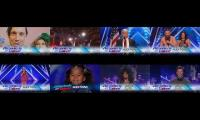 america's got talent 8 clips at once